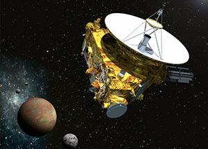 Ricerca spaziale: sonda New Horizons su Plutone
